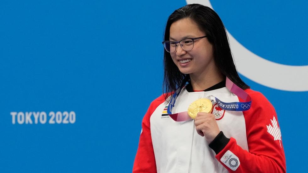 Mac Neil wins Canada's first gold in Tokyo