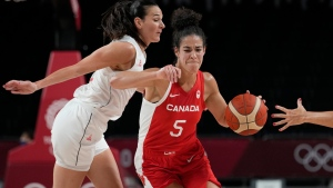 Canada can't overcome poor shooting in loss to Serbia