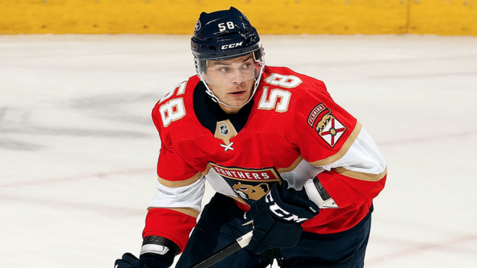 Panthers re-sign Juulsen to two-way deal