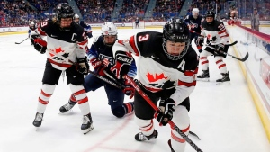 Canada to play Finland in first game of women's world hockey championship