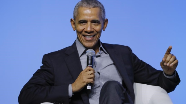 Former President Obama buys stake in NBA's Africa business