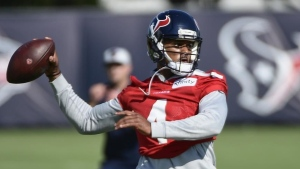 Report: Panthers not expected to pursue QB Watson