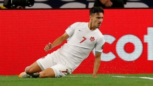 Canadian men look to give country something to celebrate at Gold Cup
