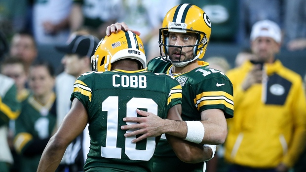 Packers GM says Cobb trade was 'very important thing' for Rodgers