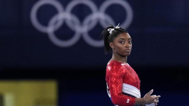 Sponsors praise Simone Biles after withdrawal