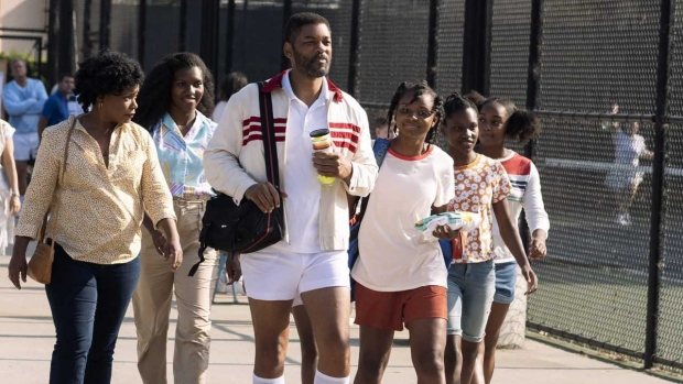 Will Smith will play Venus and Serena Williams' father in movie 'King Richard'