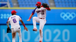 Bautista, Dominican Republic beat South Korea for bronze