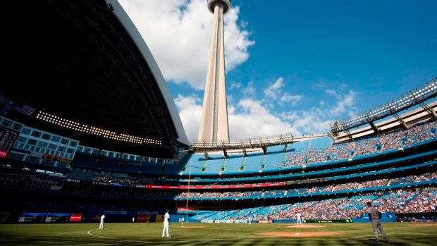 'No place like home' for contending Blue Jays