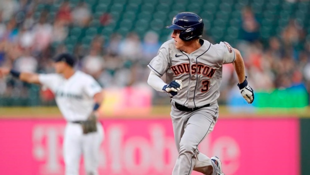 Cleveland acquires OF Straw from Astros for RHP Maton