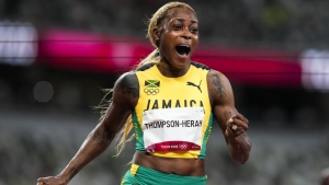 Women send powerful message in Olympic track and field