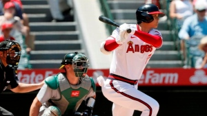 Ohtani drives in lone run as Angels edge A's