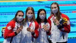 Canadian athletes ponder what pandemic practices will become permanent in their lives