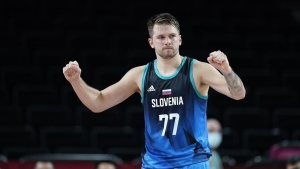 LUKA'S WORLD: Doncic's Olympic debut getting rave reviews