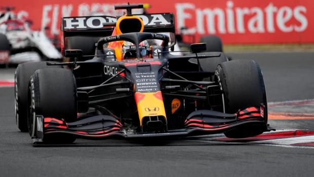 Max Verstappen Russian Grand Prix
