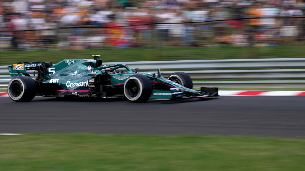 Vettel loses second place finish at Hungarian GP after disqualification