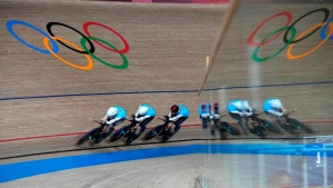 Canadian track cycling already reaping rewards of Pan Am velodrome at Tokyo Games