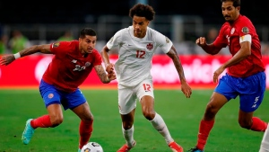 Canada's Buchanan wins Youth Player Award at CONCACAF Gold Cup