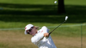 Canada's Henderson, Sharp struggle in first round at Olympics
