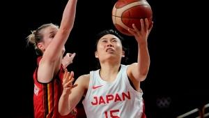 Hayashi's 3 lifts Japan into semis, ousting Belgium