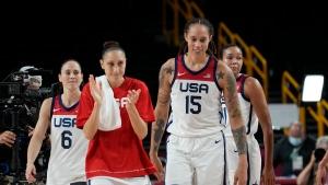 Griner leads U.S. to gold medal game