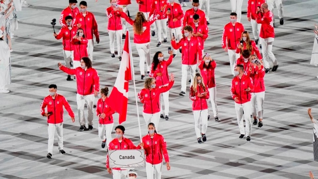 Canada's athletes pushed through pandemic challenges to the podium in Tokyo