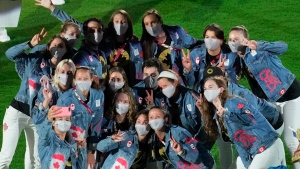 Canadian athletes stay healthy and find success at Tokyo Olympics