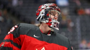 Who is Team Canada's No. 1 goaltender?