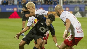 Late penalty drama gives CF Montreal win over Red Bulls