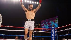 Ali Walsh, Muhammad Ali's grandson, wins in pro debut