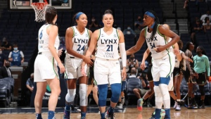 Fowles, Collier lead Lynx to win over Liberty