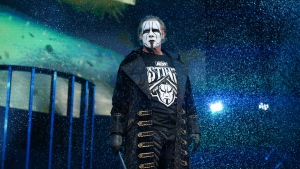 Sting in action; Jericho, MJF finally meet in grudge match on TSN2