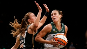 Liberty overcome 35 from Lloyd to edge Storm