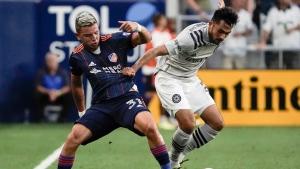 Short-handed Montreal plays FC Cincinnati to scoreless draw