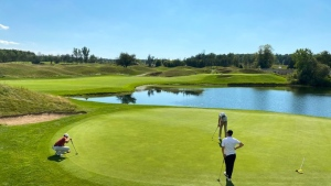 Amateurs lead the pack at Mackenzie Tour Toronto