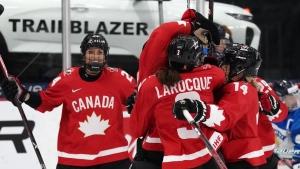After dearth of hockey, Canadian women's team savours Beijing preparation