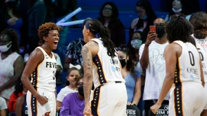 Fever rally, steal win from Wings