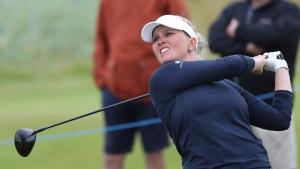 Nordqvist, Koerstz Madsen share lead at Women's British Open