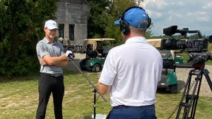 Steele victorious at Osprey Valley Open