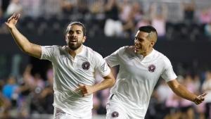 Pizarro scores two as Inter Miami beats struggling TFC