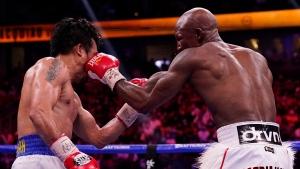 Ugas beats Pacquiao by unanimous decision