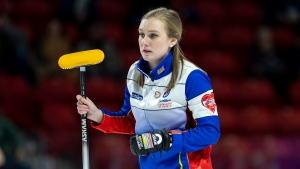 Brown, Harty pick up victories as curling season gets underway