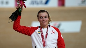 Shaw wins bronze in cycling for Canada's first Tokyo Paralympic medal