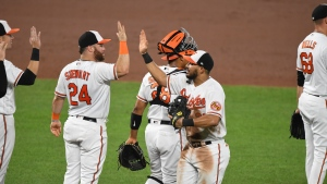 Morning Coffee: Orioles end 19-game slide by beating Angels