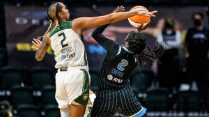 Copper scores 26 points, Sky rally to beat Storm