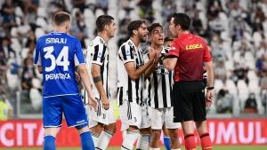 Juventus drops first game without Ronaldo