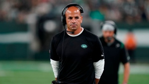 Saleh's journey to the New York Jets began with 9/11 epiphany