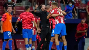 Bizarre own-goal saves Atletico from Spanish league defeat