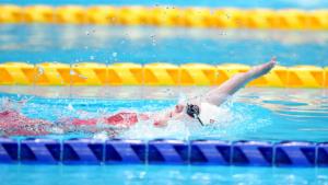 Canada's Dorris wins Paralympic silver in 100m backstroke