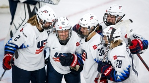 United States blanks Finland to advance to women's world hockey final