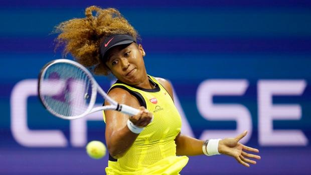 Osaka makes winning return to Grand Slam tennis at US Open